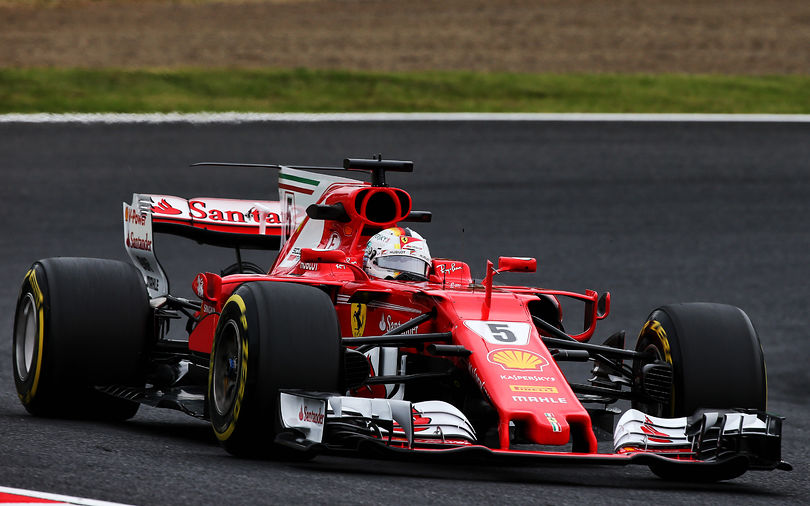 Technical analysis from the Japanese GP – Ferrari