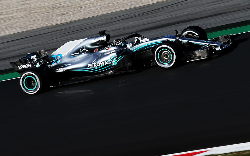 Mercedes is sure it has a frighteningly quick car