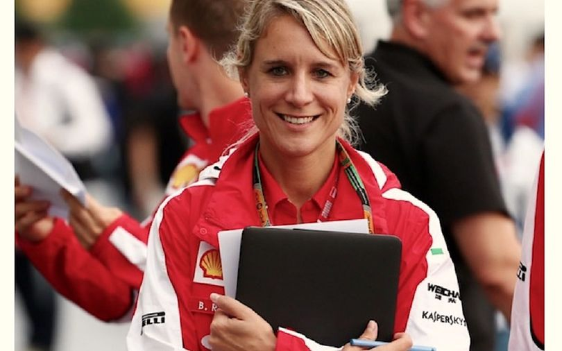 Conversation with Sebastian Vettel's Public Relations Manager, Britta Roeske