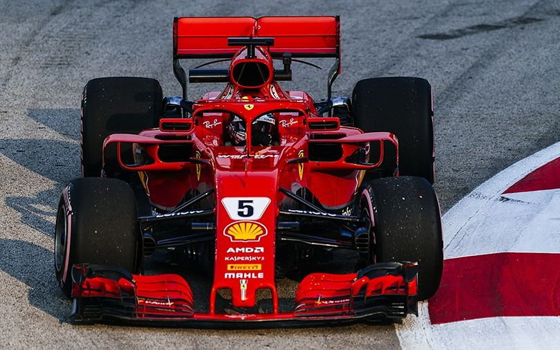 The pole position was within reach – Ferrari