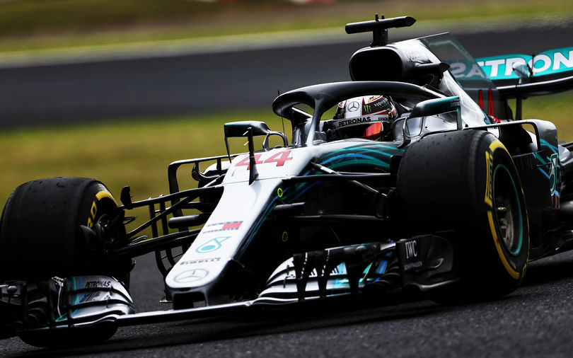 FP2: Hamilton enjoys troublefree session at top of timesheet