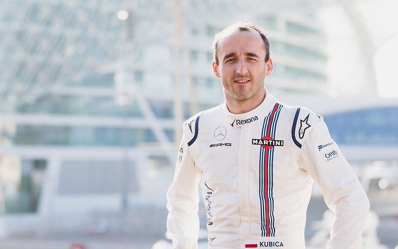 Williams looking to use Kubica's wealth of experience