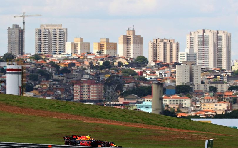 Brazilian  Grand  Prix — Preview