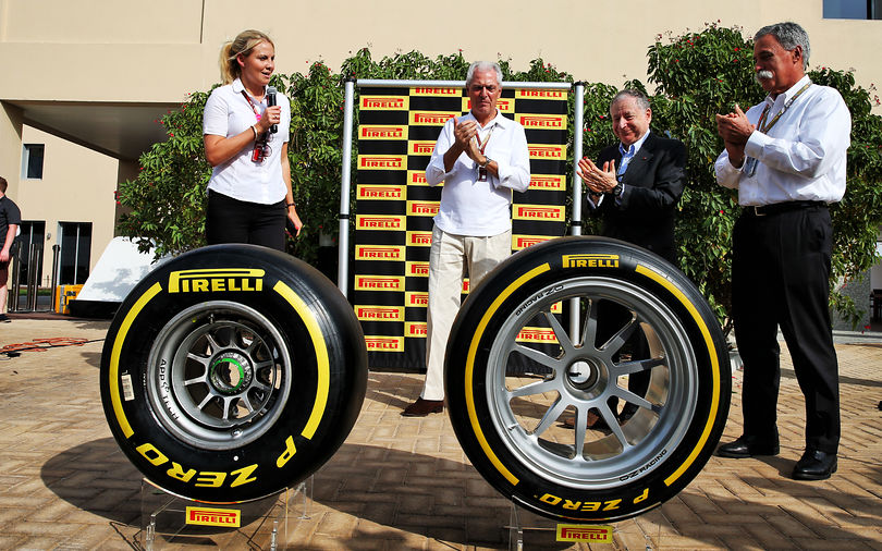 F1 extends Pirelli tyre contract until 2023