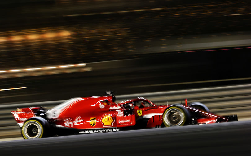 Ferrari flirting with Azerbaijan in China