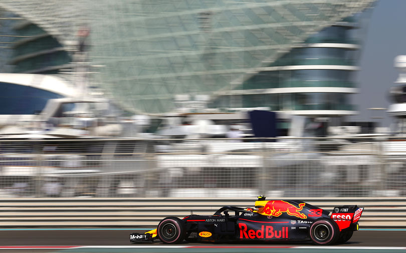 FP1: Red Bull surprise to start Abu Dhabi in front