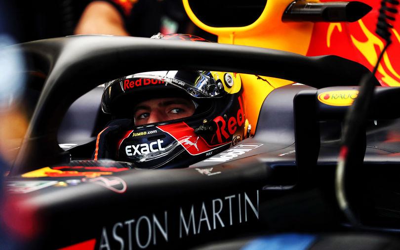 Verstappen overdid it - Red Bull