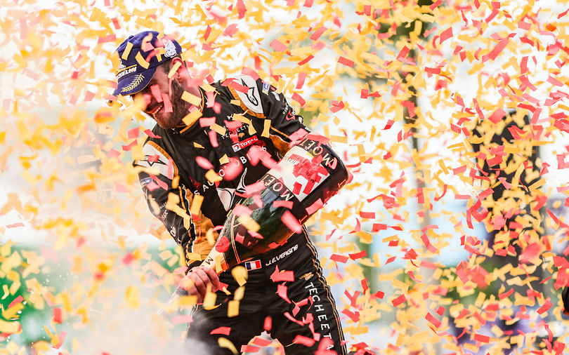 Vergne scores his first season win in Formula E