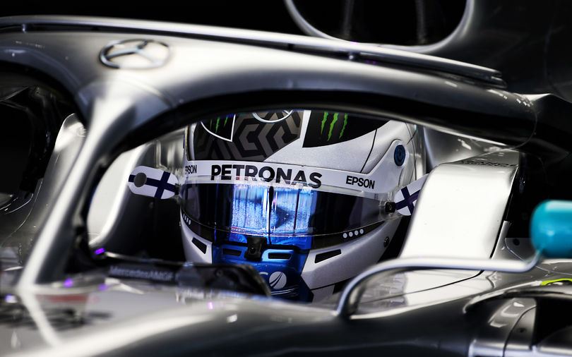 FP3: Bottas still ahead as Albon crashes heavily