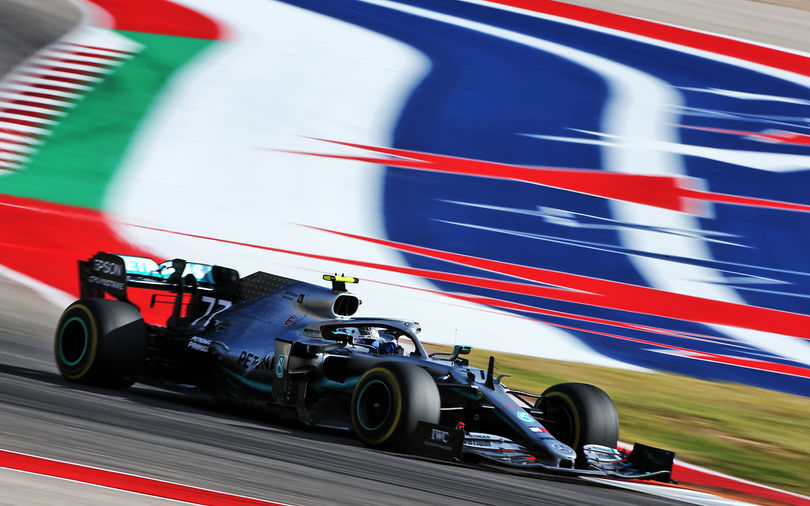 Bottas wins in USA, Hamilton seals 6th Championship title with second