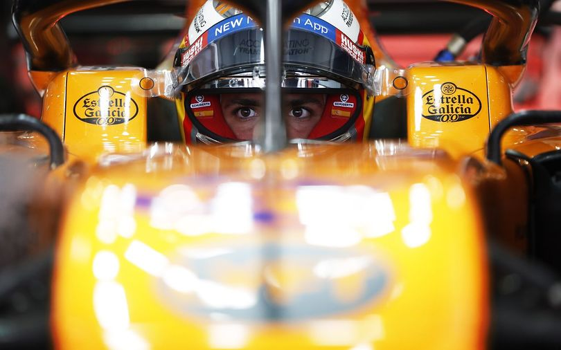 McLaren comes alive in race trim – Interview with Carlos Sainz