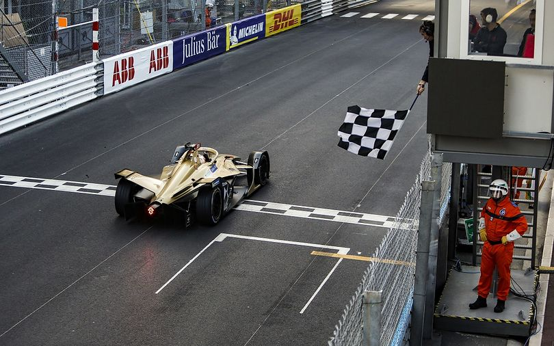 Formula E: Vergne victorious at the Monaco E-Prix