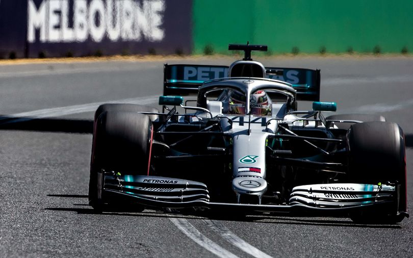 FP2: Mercedes increase advantage to competition