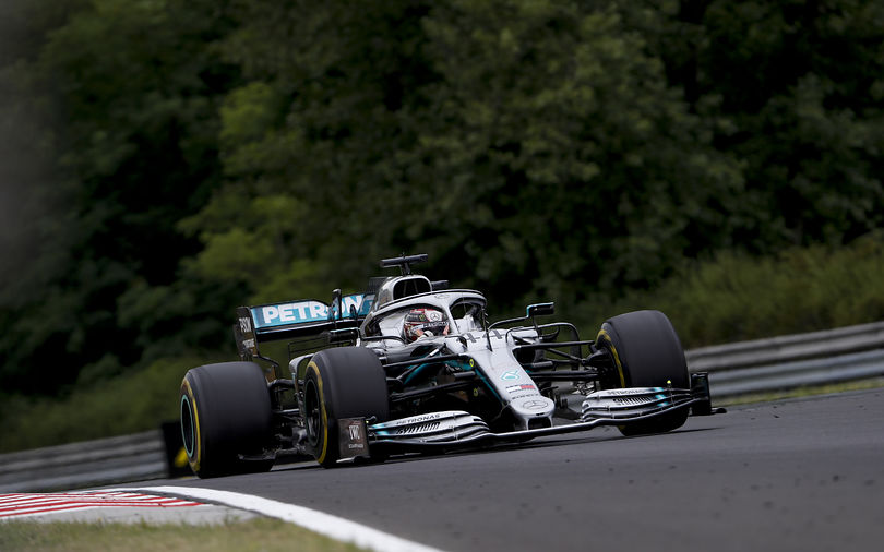 Hamilton takes his seventh Hungarian Grand Prix victory