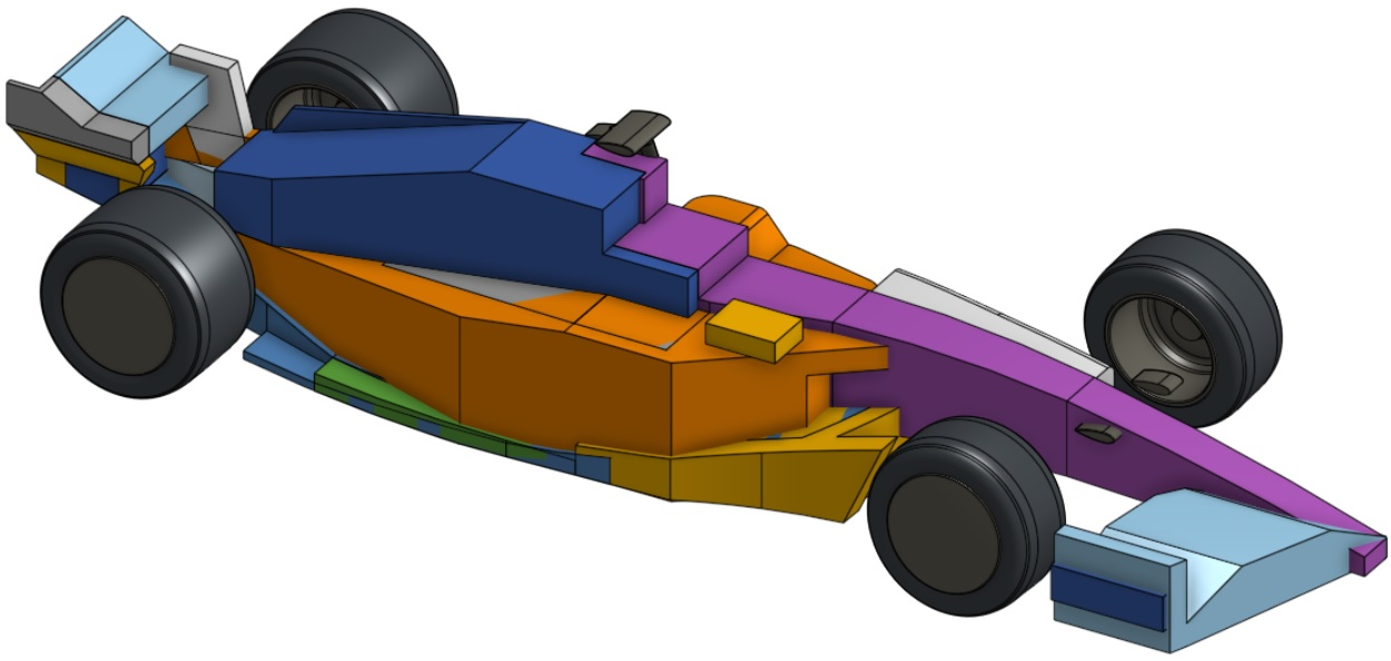 2021 bodywork rules analysed – Part 1, F1 Daily