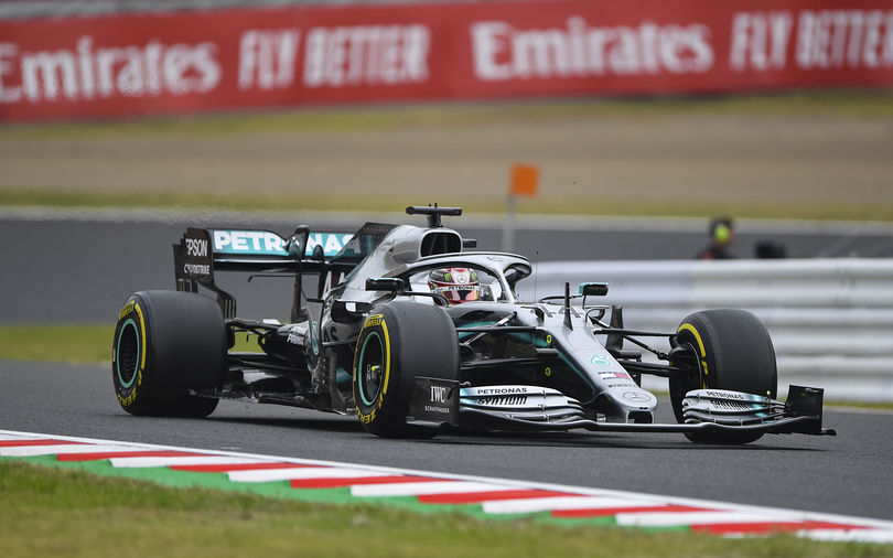 Mercedes with a late development push – Technical news