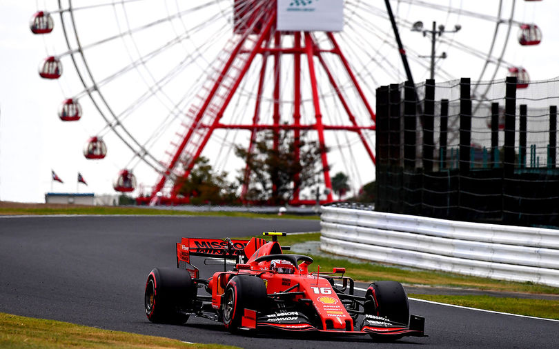 Things to know ahead of the Japanese Grand Prix