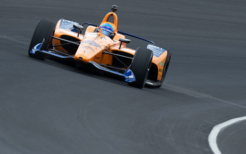 McLaren Racing returns to IndyCar