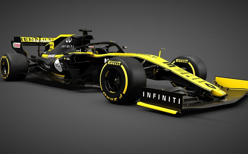 Renault launches its R.S.19