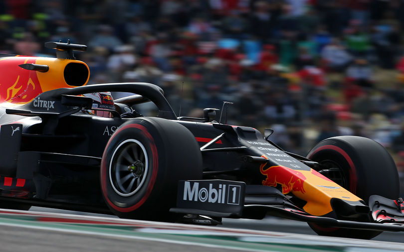 FP3: Verstappen fastest, Leclerc hits engine issue