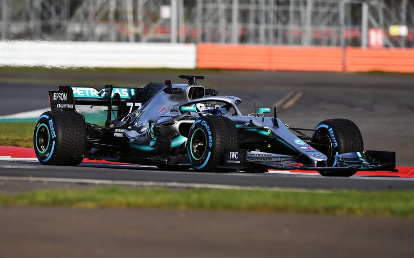 Mercedes debuts all-new W10 at Silverstone
