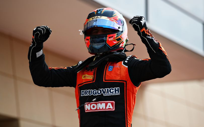 Drugovich wins, Ilott closes in on Schumacher in the title fight