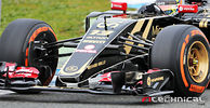 Technical analysis: Lotus E23