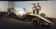 Force India VJM10 - Technical impression
