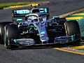 Perfect race earns Bottas Australian GP victory