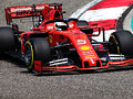 FP1: Vettel ahead as 1000th Grand Prix weekend starts in China