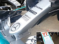 Mercedes debuts new 'Nose 1' iteration, including S-duct
