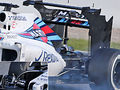 What Williams was really doing with its illegal rear wing