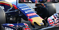 Short nose and new front wing add downforce on STR10