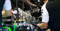 Honda repositions oil cooler on new engine spec