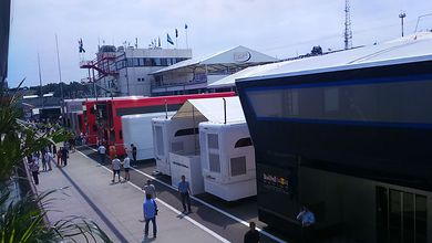 Blog: an unforgettable weekend at the Hungaroring