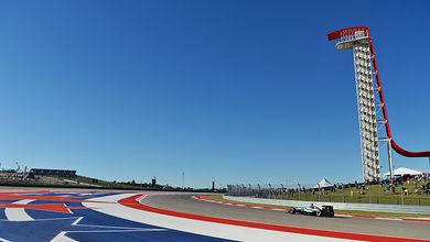 Hamilton leads Mercedes 1-2 at Austin