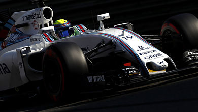 Williams laments power unit software issue in qualifying