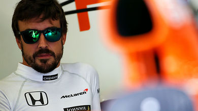 Finishing will be hard - Alonso