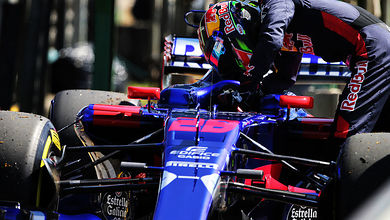 Toro Rosso insist engine failures have nothing to do with chassis