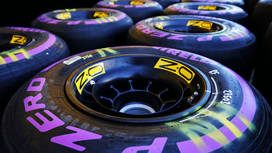 Pirelli specifies next year's tyres regulations