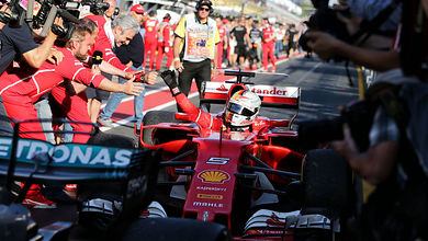 Marchionne urges Ferrari to stay focused