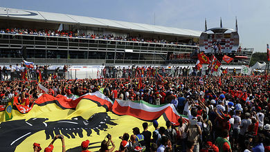 Spiritual home of racing – visit to Monza