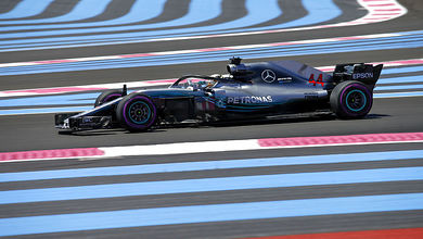 FP2: Hamilton finishes on top as Bottas hits trouble