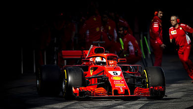 The base is good, but improvement is needed – Vettel