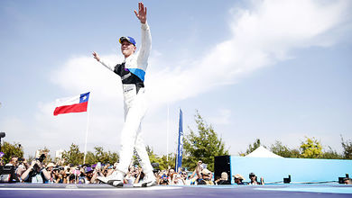 Maximilian Guenther takes maiden FE victory in Chile