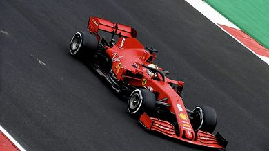 Both cars feature the same upgrades – Ferrari