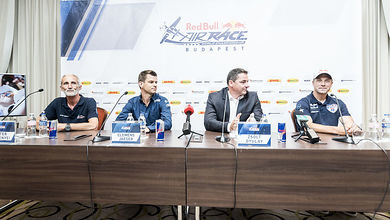 Red Bull heats up the air of Budapest after a surprising vistory in Baku
